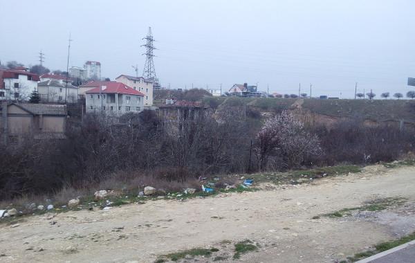 Продается участок под ИЖС 8,4 сотки на ул. Ручьевая (примыкает к Руднево 26/2), г. Севастополь