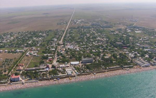 Продается земельный участок 4,691 га под строительство гостиницы в п. Николаевка