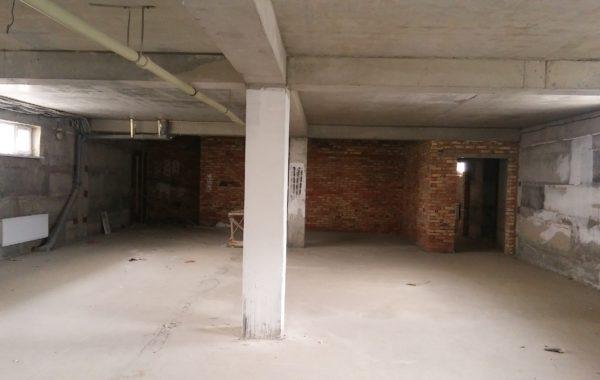 Продается подвальное помещение 178 м.кв. на Парковой 16, кор. 5