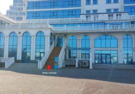 Продается нежилое помещение 33 м.кв. на Перелешина 1 (ЖК Парус в Арт-бухте), г. Севастополь