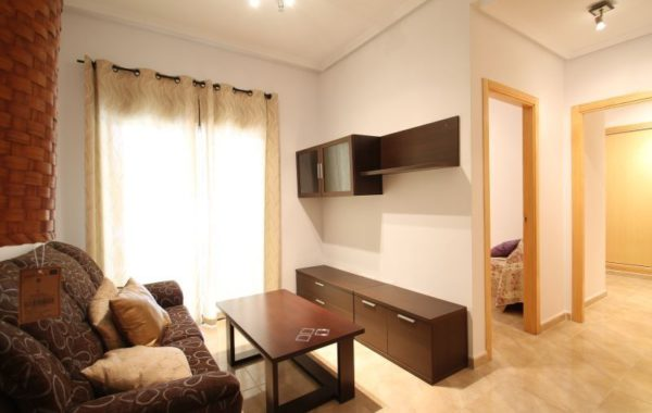Продаются апартаменты 53 кв.м в районе пляжа Асекьён в Торревьехе в Испании