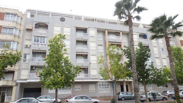 Апартаменты 65 кв.м в районе пляжа Асекьён в Торревьехе в Испании