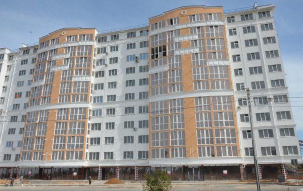 Срочно продается 2-х комнатная квартира в новом  доме,на ул. Парковая 12, г. Севастополь