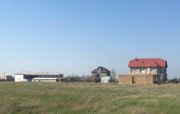 Продается участок ИЖС 8 соток возле моря в п. Николаевка