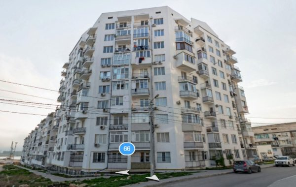 Продается новая 1-но комнатная квартира 37 кв.м, с отделкой и мебелью, на Античном проспекте, 66, г. Севастополь