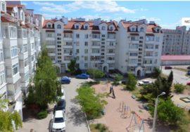 Продается 4-х комнатная, 2 уровневая квартира у моря на Античном проспекте, г. Севастополь