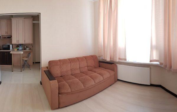 Продается небольшая 2-к квартира 49 м.кв. на Античном пр-те 24, г. Севастополь
