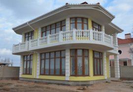 Продается новый дом 225 кв.м, наб. Андрея Первозванного, г. Севастополь