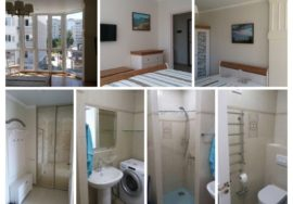 Сдается посуточно новая 1-комнатная квартира по адресу пр-т Окт. Революции 52Б, г. Севастополь