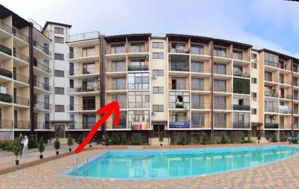 Продаются 2-комнатные апартаменты на ул. Рубежный проезд д. 28, г. Севастополь
