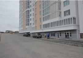 Продается новое торгово-офисное помещение 53,3 кв.м на ул. Парковая 12, г. Севастополь
