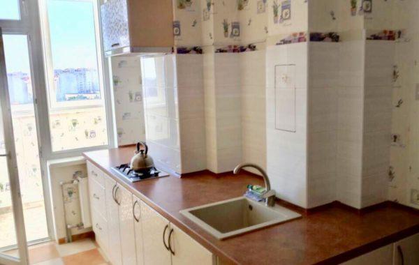 Продается новая 1-комнатная квартира с ремонтом на Шевченко, 21, г. Севастополь