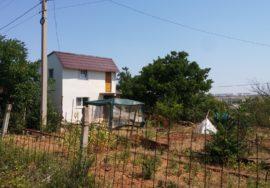 Продается 2-х этажный дом в Казачьей бухте, г. Севастополь