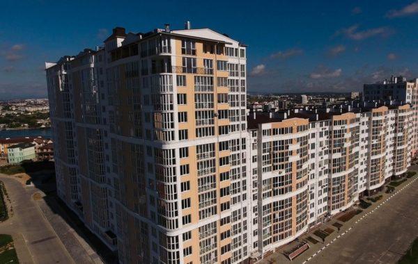 Продается 1-комнатная квартира на ул. Парковая, 12, г. Севастополь