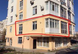 Продается 2-комнатная квартира 62 м. кв. на ул. А. Кесаева 18А, г. Севастополь