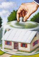 Страхование имущества не очень понятно жителям
