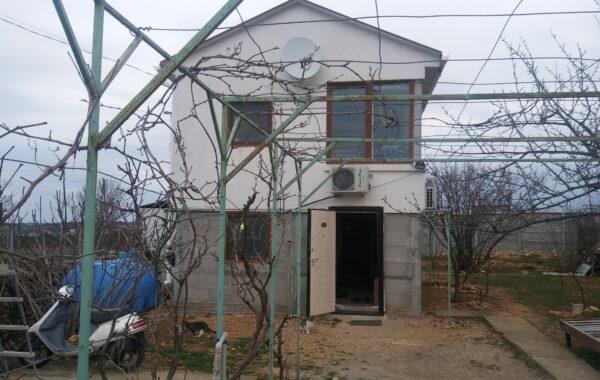 Продается жилая дача в СТ «Дубок» на Фиоленте