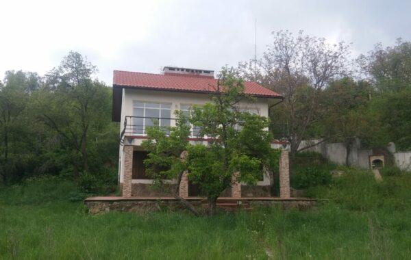 Продается современный 2-этажный коттедж в селе Высокое, Бахчисарайский район