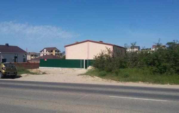 Продается 2-х этажный дом 400 м.кв. под коммерцию на Фиолентовском шоссе (Правая Гераклея)