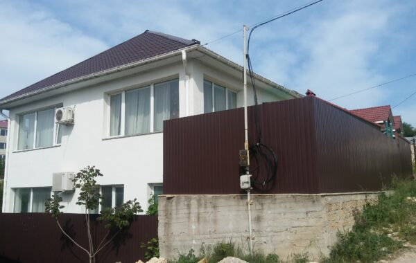 Продается 2-х этажный жилой дом на ул. Ручьевая (р-н улицы Руднева), г. Севастополь