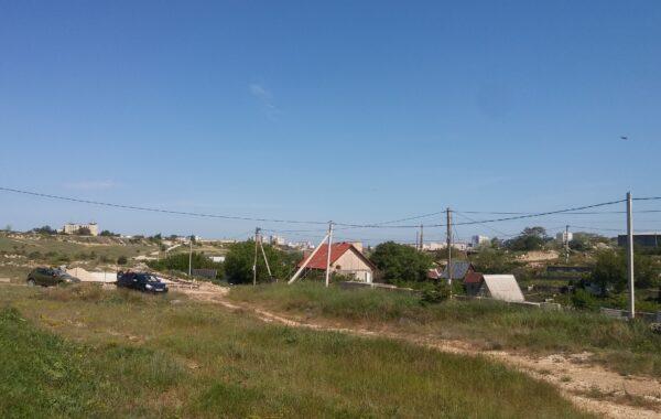 Продается участок 7 соток в ЖСТИЗ «Сосновый бор», г. Севастополь