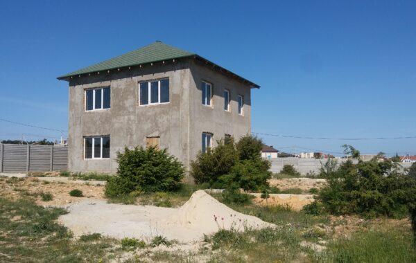 Продается 2-х этажный недостроенный дом в ЖСТИЗ «Сосновый бор», ул. Геннадия Черкашина