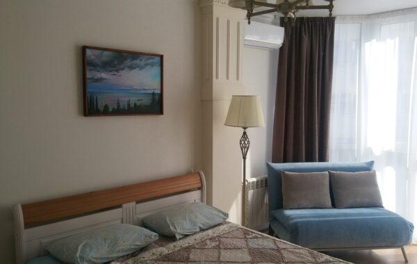 Продается новая 1-комнатная квартира по адресу пр-т Окт. Революции 52Б, г. Севастополь