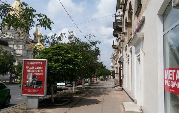 Сдается торговое помещение 65 кв. м на 1 линии, ул. Б. Морская 27, г. Севастополь