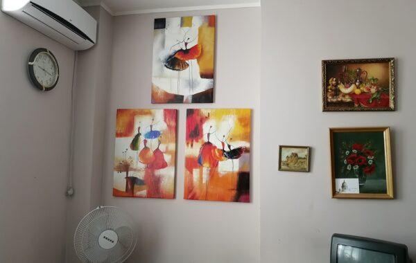 Продается 1-комнатная квартира с ремонтом в новом доме, пр-т Победы 44, г. Севастополь