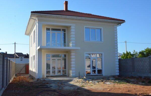 Продается новый дом 235 кв. м на Фиолентовском шоссе 70/107, г. Севастополь
