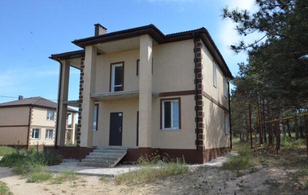 Продается новый 2-этажный дом 165 кв. м на ул. Ирисовой в Севастополе