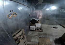 Сдается помещение склад-холодильник 56 кв. м, ГК «Агат» на ул. Руднева, 37, г. Севастополь