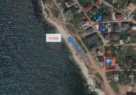 Продается 2-х этажный дом 152 кв. м в СТ «Сатурн» на 1 линии от моря
