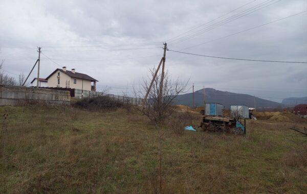 Продается участок 10 соток под ИЖС в с. Орлиное, Западный пер., 8