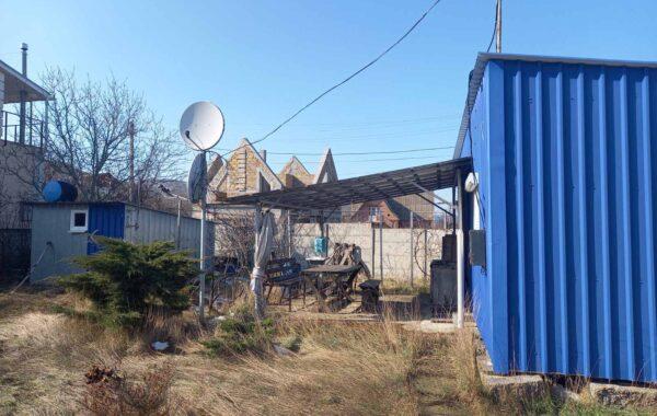 Продается домик на участке 5.2 сотки в селе Кизиловое