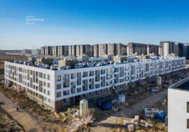 Продается 1-комнатная квартира 34.67 м.кв. в ЖК «Солнечный город. Резиденции.», г. Санкт-Петербург