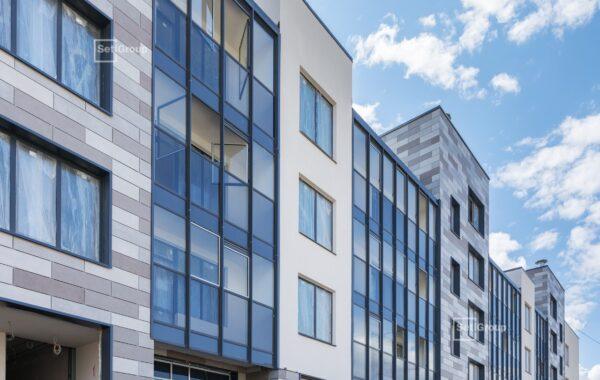 Продается 1-комнатная квартира 35 м.кв. в ЖК «Солнечный город. Резиденции.», г. Санкт-Петербург