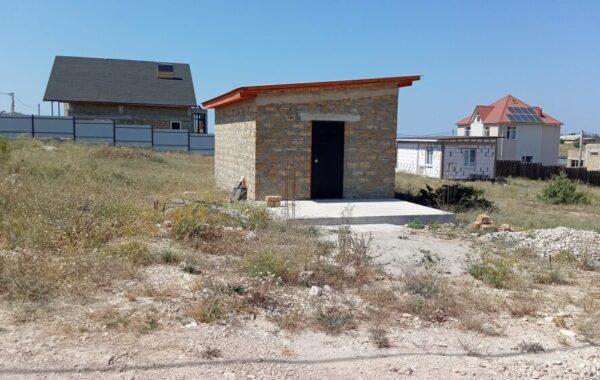 Продаётся участок 5 соток с домом, ул. Геннадия Черкашина, г. Севастополь
