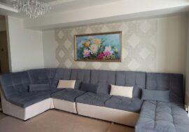 Продаётся видовая 3-комнатная квартира 90 м.кв. в новом доме на ул. Новороссийская 5
